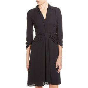 BCBGMaxazria Black Tazar Shirt Dress 4